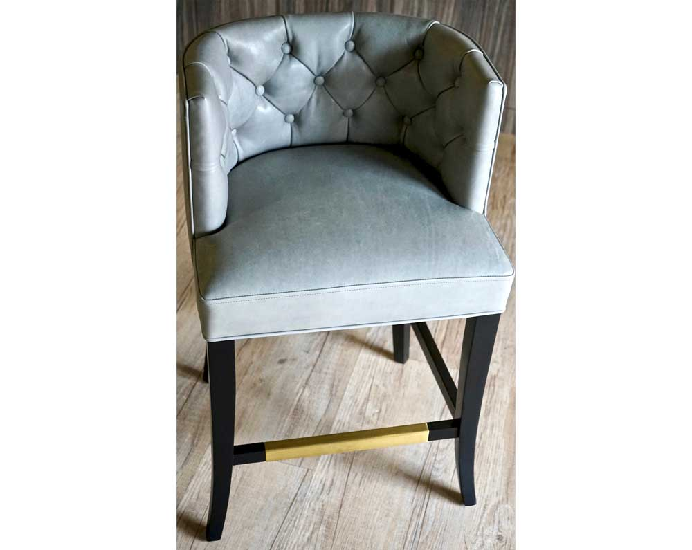 chair after reupholstery